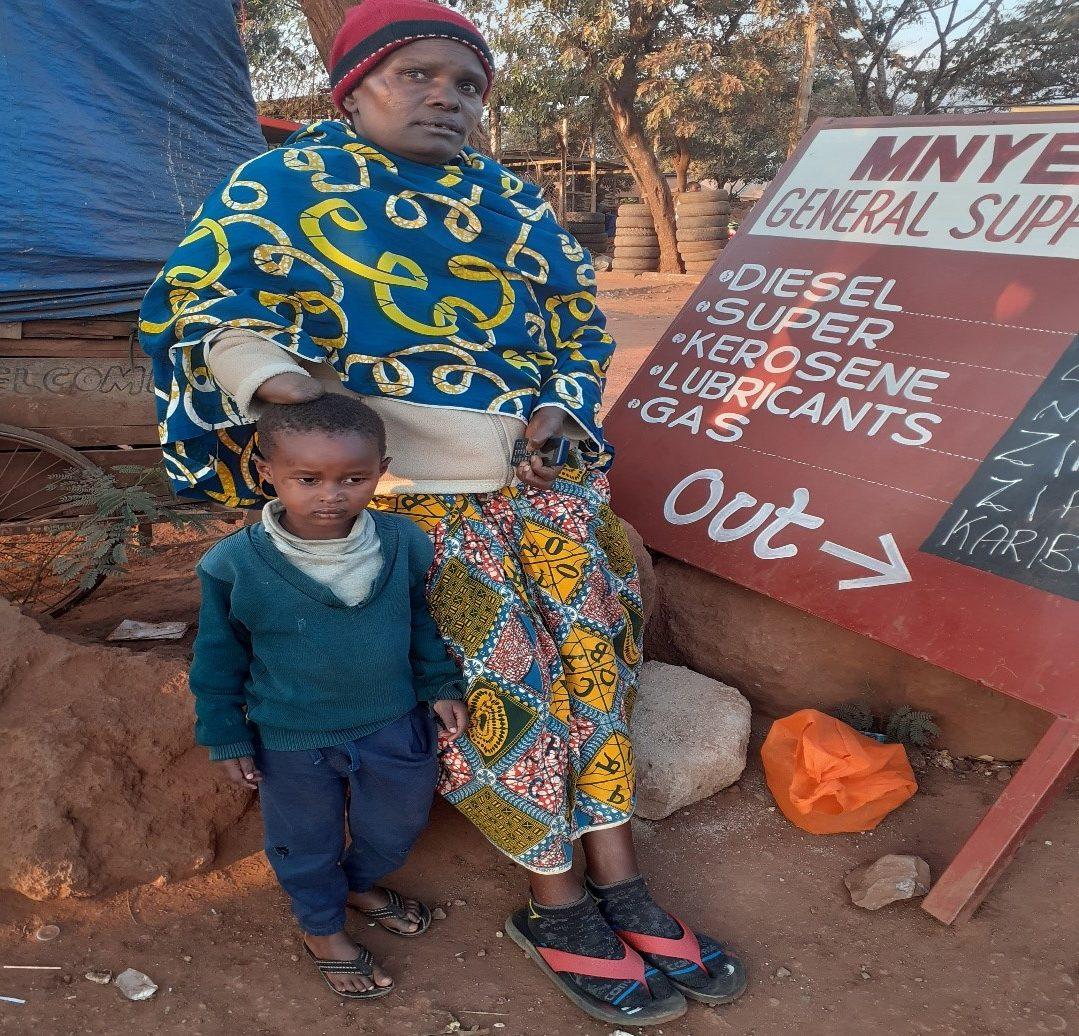 Sponsor a child in Tanzania